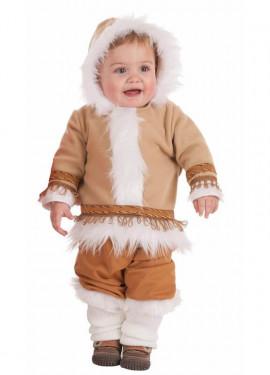 Disfraz de Esquimal para bebé