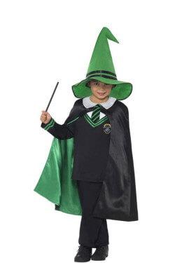 Disfraz de Estudiante de Magia para Niño