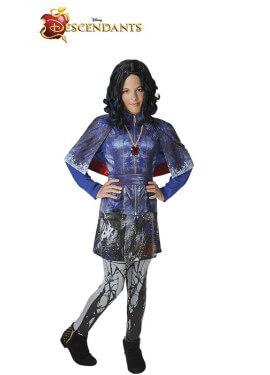 Disfraz de Evie deluxe de Los Descendientes para niña