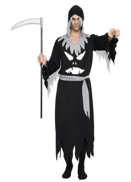 Disfraz de Fantasma para hombre