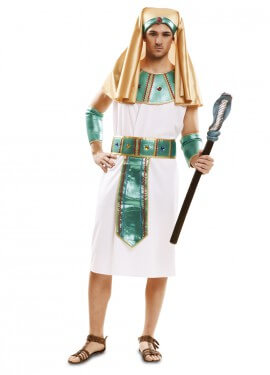 Disfraz de Faraón Egipcio para hombre