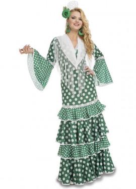 Disfraz de Flamenca Giralda para mujer