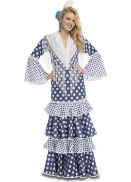 Disfraz de Flamenca Soleá para mujer