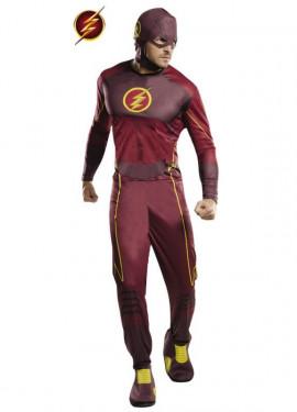 Disfraz de Flash Serie TV para hombre
