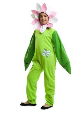 Disfraz de Flor Libélula para niños