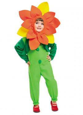 Déguisement de Petite Fleur pour enfants