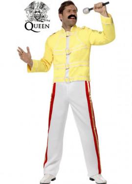 Déguisement de Freddie Mercury Queen pour homme