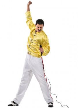 Freddie mercury costume per un uomo