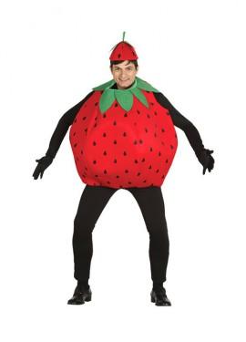 Disfraz de Fresa para adultos