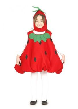 Déguisement Petite fraise