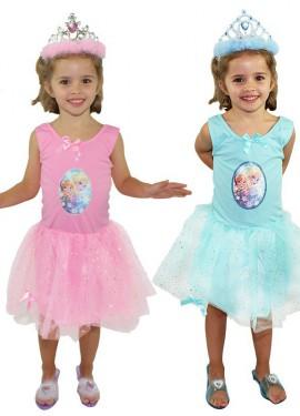 Disfraz de Frozen para niña en 2 modelos