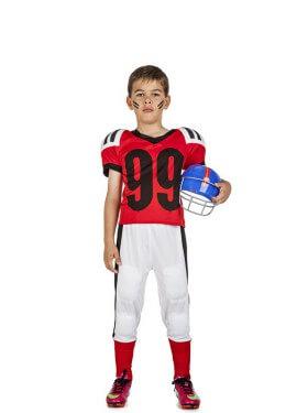 Disfraz de Fútbol Americano para niño