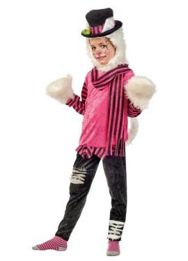 Disfraz de Gatita Michi para niña