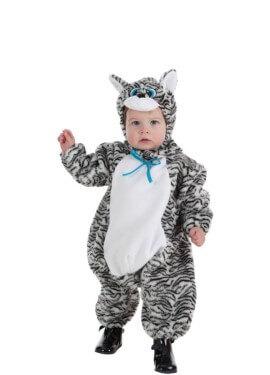 Disfraz de Gatito con Ojos Azules para bebé