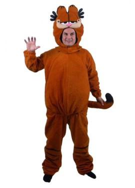 Déguisement Garfield le Chat Deluxe pour adultes