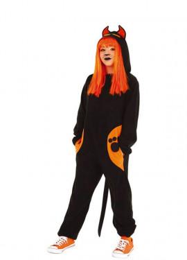 Costume da Gatto nero per bambini