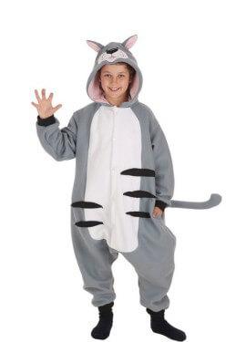 Disfraz de Gato para niños
