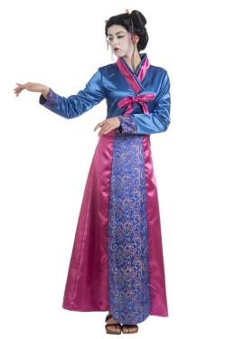 Disfraz de Geisha Naoko para mujer
