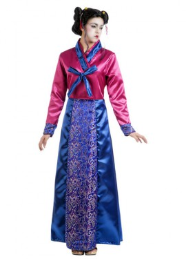 Disfraz de Geisha Sanoko para mujer