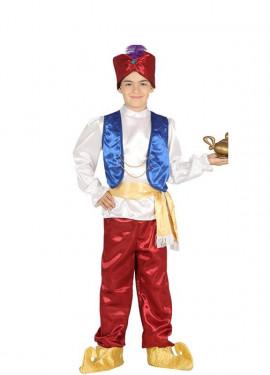 Disfraz de Genio de la Lámpara para niño