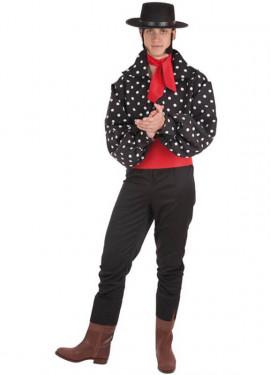 Disfraz de Gitano para hombre