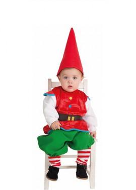 Disfraz de Gnomo para bebé