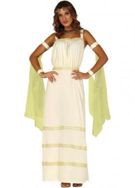 Disfraz de Noble Romana con Velos para mujer