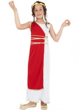 Déguisement de Grecque pour enfants plusieurs tailles