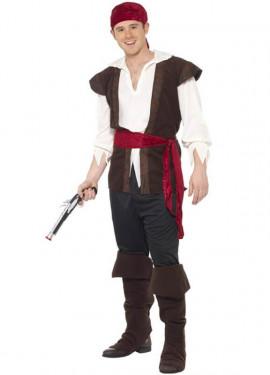 Disfraz de Grumete Pirata para hombre