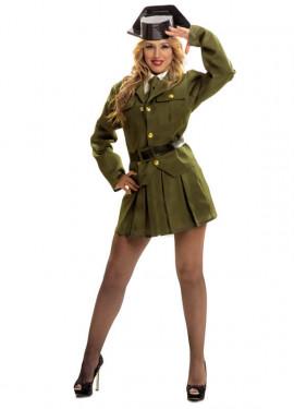Disfraz de Guardia Civil sexy para mujer