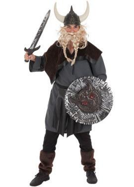Disfraz de Guerrero Bárbaro para hombre
