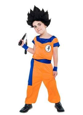Disfraz de Guerrero Espacial para niño