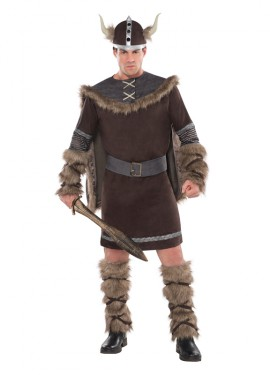 Déguisement de Guerrier Viking pour hommes plusieurs tailles