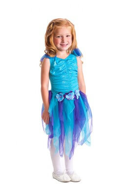 Disfraz de Hada Azul para niña