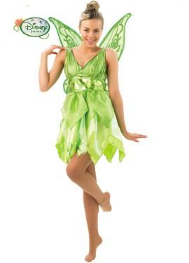 Disfraz de Hada Campanilla de Disney para mujer