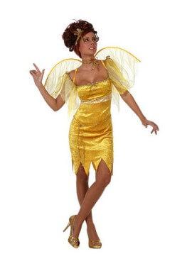 Disfraz de Hada de Verano para mujer talla M-L
