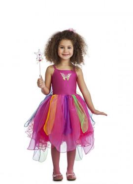 Disfraz de Hada Mariposa para niña