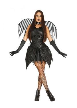 Disfraz de Hada Oscura para mujer