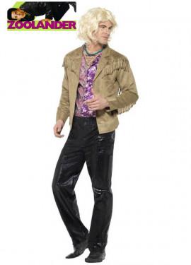 Disfraz de Hansel de Zoolander para hombre