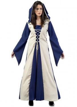 Disfraz de Hechicera Medieval Agnes para mujer