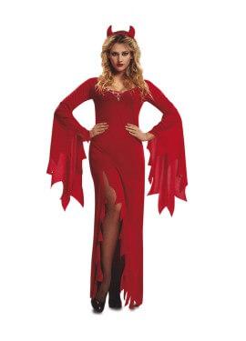 Disfraz de Demonia para mujeres para Halloween