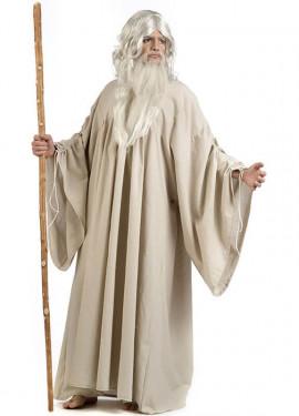 Disfraz de Hechicero Blanco para hombre