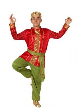 Costume indù per ragazzo