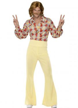 Disfraz de Hippy Cool para Hombre