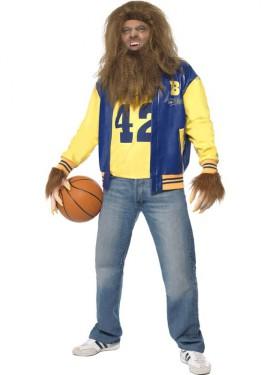 Disfraz de Hombre Lobo Teen Wolf para Hombre talla M