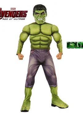Déguisement Hulk Premium The Avengers 2 pour enfants