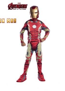 Disfraz de Iron Man de los Vengadores 2 para niños
