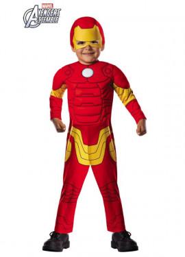 Disfraz de Iron Man Deluxe para bebé