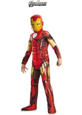 Déguisement de Iron Man Avengers pour garçon