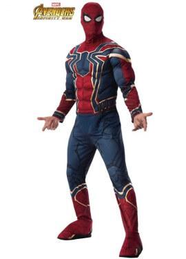 Disfraz de Iron Spider de los Vengadores para hombre